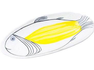Coupe poisson jaune Kare Design