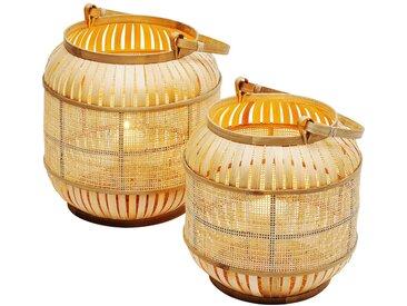 Lanternes Village set de 2 Kare Design