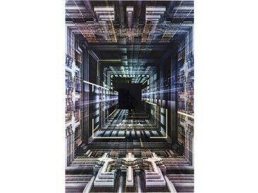 Tableau en verre Science Fiction 120x180cm Kare Design