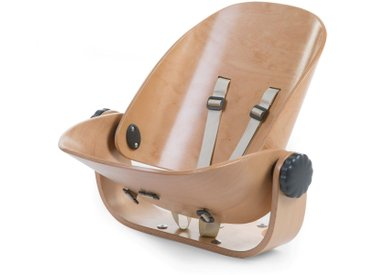 Transat bébé Evolu Newborn - naturel/anthracite