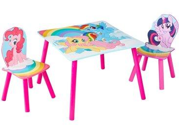 Table et chaises d'enfant My Little Pony