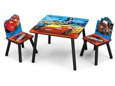 Table et chaises Cars - bleu