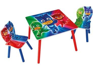 Table et chaises d'enfant Pyjamasques