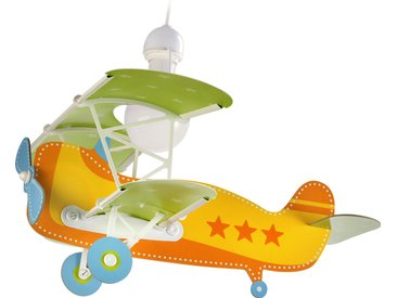 Suspension avion Baby Plane Orange
