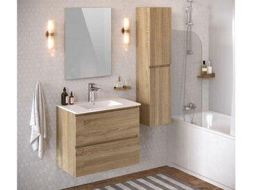 Colonne de salle de bain 140 cm LUANA
