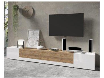 Meuble TV design, Gamme Flow