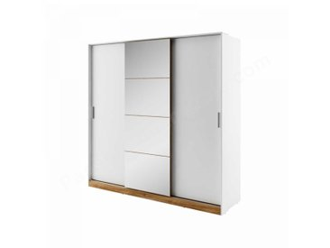 ARMOIRE DRESSING, PORTES COULISSANTES, GAMME MOORE