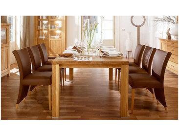 Table a dîner en chêne, Gamme almada 210 x 90 cm / 8 ou 10 personnes