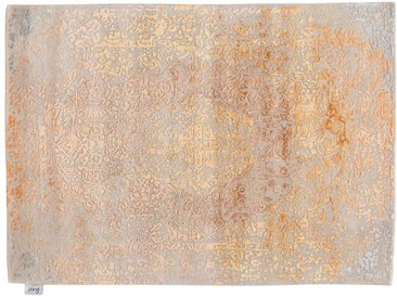 Akbar - tufté main:  Tapis oriental traditionnel, touffete a la main, laine et soie