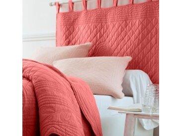 Tête de lit : 80x160cmrose corail Tête de lit Cassandre