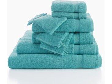 Drap de bain : 90x150cmlilas  Eponges unies 540g/m2 confort luxe