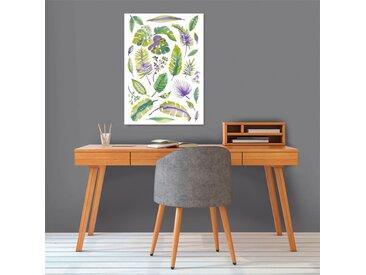 Poster en papier 50 x 70 cm - Végétal