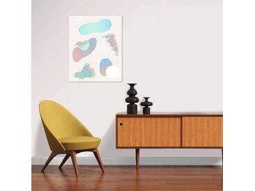 Poster en papier 40 x 50 cm - Odile