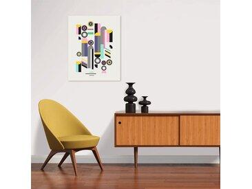 Poster en papier 40 x 50 cm - Arts