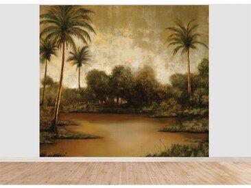 Papier peint panoramique 300 x 270 cm - Helena