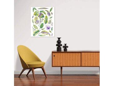 Poster en papier 40 x 50 cm - Végétal