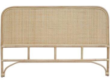 Tête de lit en rotin naturel 140cm - Grace