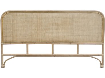 Tête de lit en rotin naturel 160cm - Grace