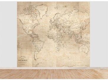 Papier peint panoramique 300 x 270 cm - Monde