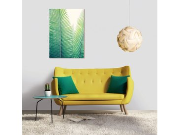 Tableau en verre acrylique 50 x 70cm - Jungle