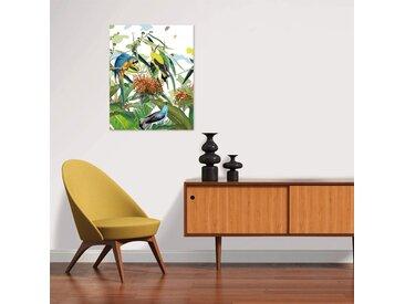 Poster en papier 40 x 50 cm - Flori