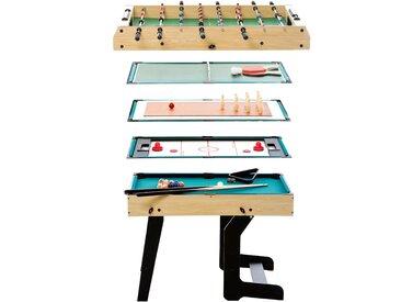 Table multi-jeux pliable 16 en 1