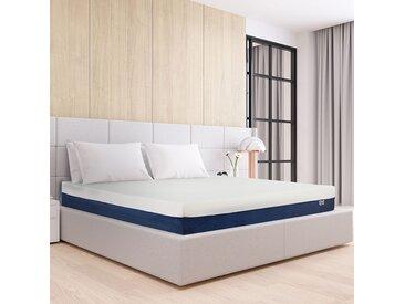 Ensemble prêt à dormir (matelas + sommier + oreiller + couette + protège matelas) 140x200 cm - Dyonisos
