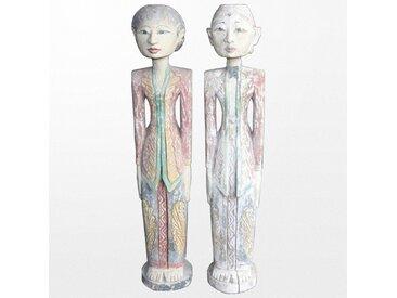 Poupées javanaises pour une décoration atypique zen