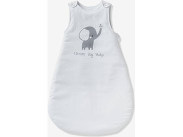 Gigoteuse sans manches ELEPHANT'EAU Oeko-Tex® blanc