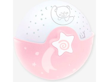 Veilleuse projecteur 3 en 1 évolutive INFANTINO Projecto lampe rose/blanc