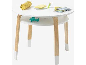 Table de jeu Play blanc/bois