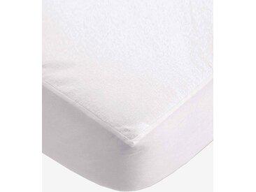 Alèse molleton imperméable BIO COLLECTION blanc