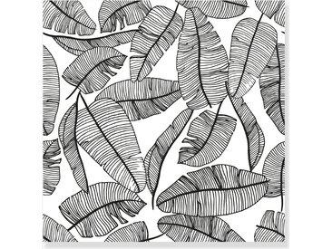 Papier peint intissé Lilipinso feuillage tropical serengeti