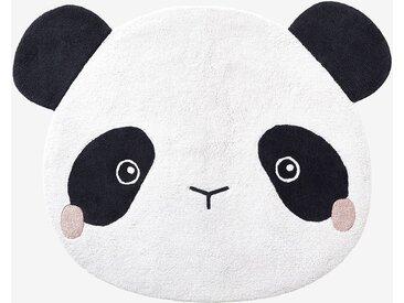 Tapis Panda HANOÏ écru / noir