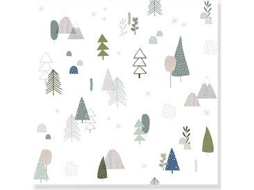 Papier peint intissé Lilipinso forêt