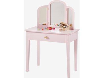 Petite coiffeuse Princesse rose