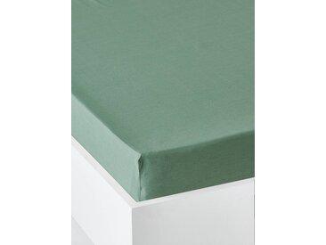 Drap-housse uni enfant Oeko-Tex® vert