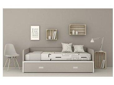 Ros Lit compact avec lit gigogne