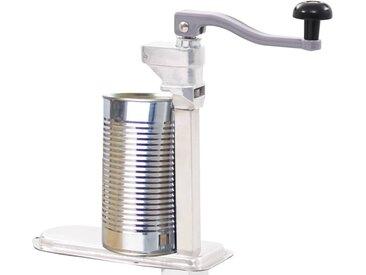 Ouvre-boîte de conserve Argenté 70 cm Aluminium et inox - vidaXL