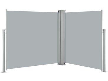 Auvent latéral rétractable Anthracite 100 x 600 cm - vidaXL