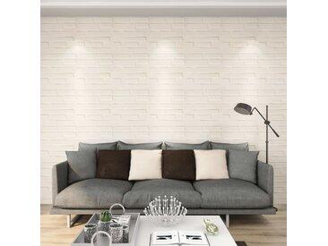 Panneaux muraux 3D 12 pcs 0,5x0,5 m 3 m² - vidaXL
