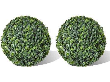 Plante artificielle 2 pcs 35 cm - vidaXL