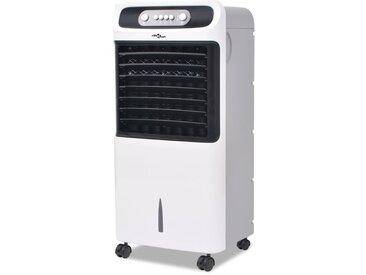 Refroidisseur d'air mobile 80 W 12 L 496 m³ / h - vidaXL