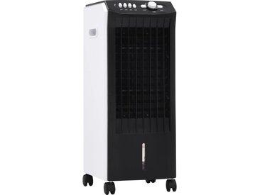 Refroidisseur d'air Humidificateur Purificateur d'air 3en1 65 W - vidaXL