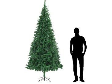 Sapin de Noël artificiel 300 cm Vert  - vidaXL