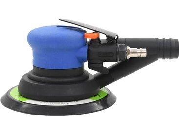 Ponceuse orbitale pneumatique auto-aspirante 4 pcs 150 mm - vidaXL