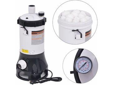 Pompe filtrante de piscine Intex Bestway 185 W 4,4 m³/h - vidaXL