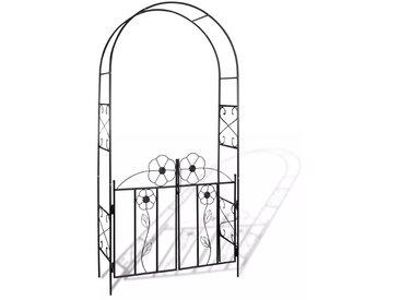 Arche de jardin - vidaXL