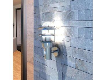 Lampe murale de patio Acier inoxydable   - vidaXL