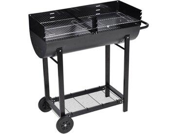 Barbecue à charbon Texas - vidaXL